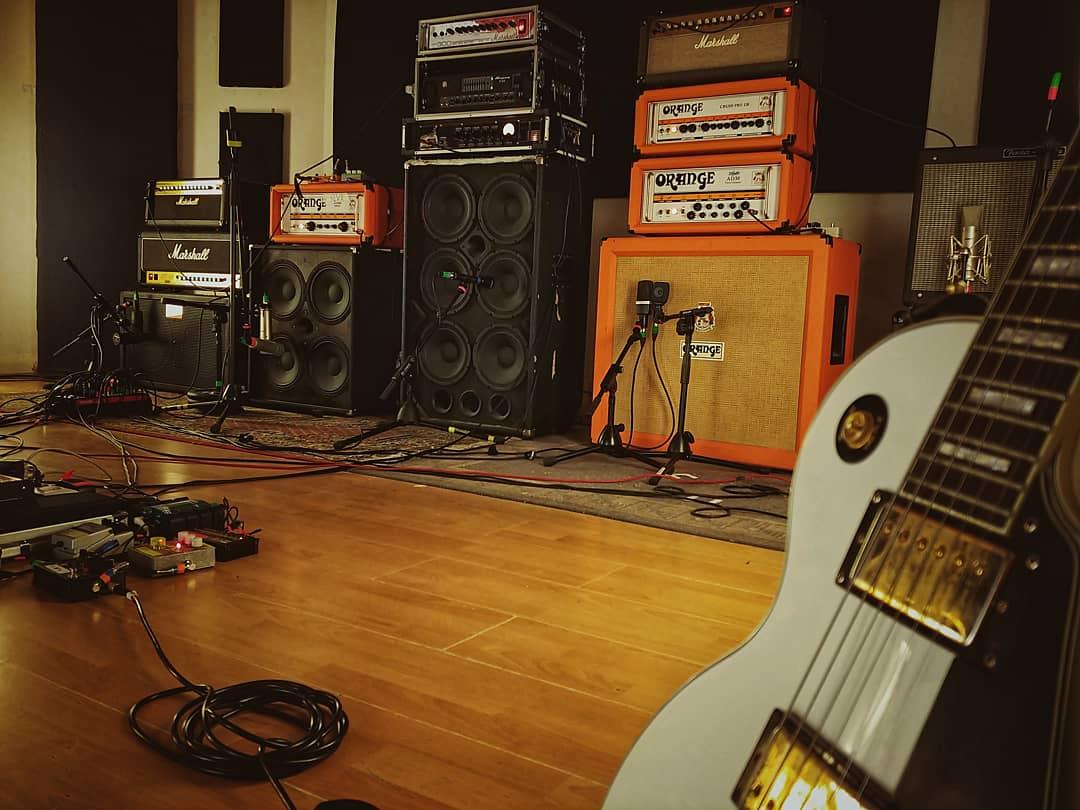 registrazione studio