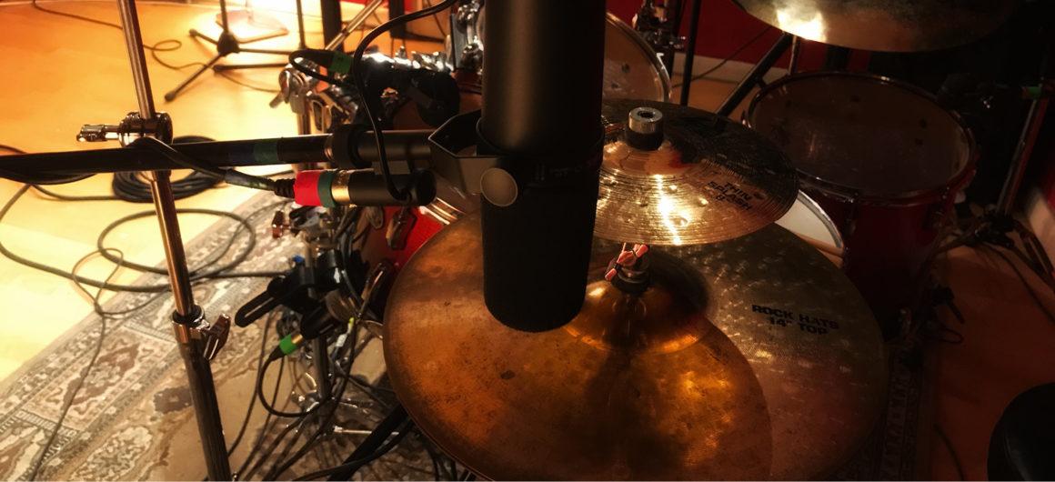 registrazione batteria