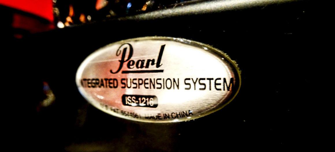 Foto batteria Pearl Vision Sala 3