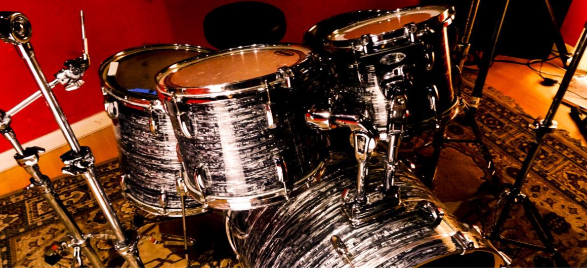 Sala 3 batteria Pearl Vision